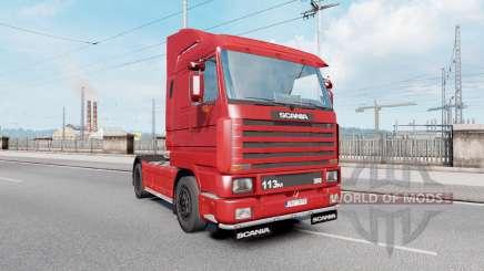 Scania R113M 360 Streamline para Euro Truck Simulator 2
