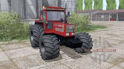 Fiatagri 140-90 Turbo DT wide tyre para Farming Simulator 2017