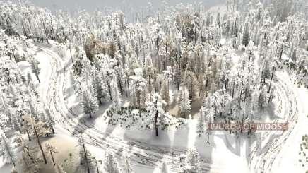 Snow Test 6 para MudRunner