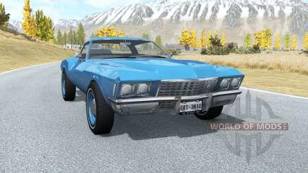 Buick Riviera (49487) 1971 lifted para BeamNG Drive