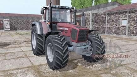 Fendt Favorit 816 Turboshift burgund para Farming Simulator 2017
