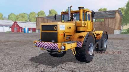 Kirovets K-700A control interactivo para Farming Simulator 2015