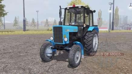 MTZ-82.1 Belarús 4x4 para Farming Simulator 2013