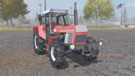 Zetor 12145 animation parts para Farming Simulator 2013