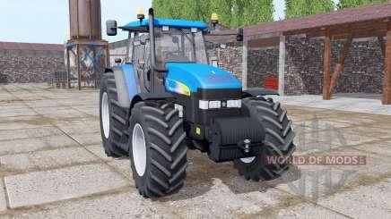New Holland TM175 front weight para Farming Simulator 2017