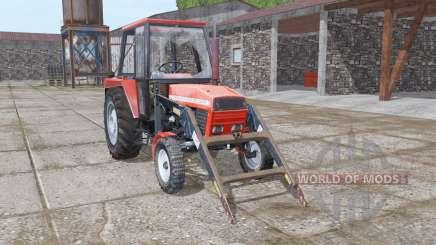 URSUS C-362 De Luxe para Farming Simulator 2017