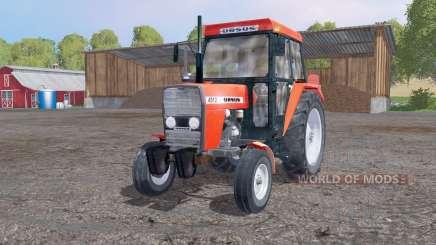 URSUS 4512 4x4 para Farming Simulator 2015
