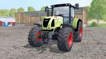 CLAAS Arion 620 interactive control para Farming Simulator 2015