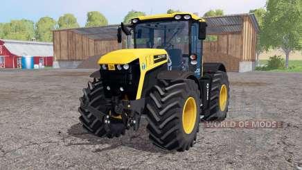 JCB Fastrac 4220 interactive control para Farming Simulator 2015