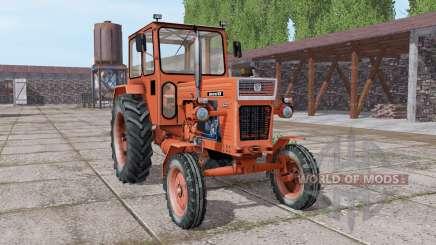 Universal 650 diesel para Farming Simulator 2017