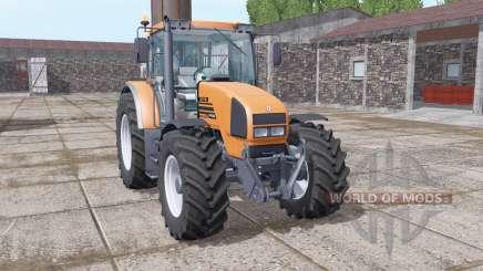 Renault Ares 640 RZ para Farming Simulator 2017