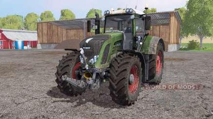 Fendt 936 Vario SCR interactive control para Farming Simulator 2015