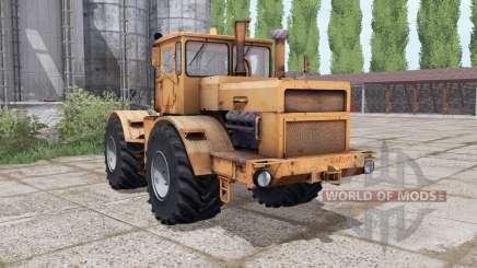 Kirovets K-700A naranja para Farming Simulator 2017