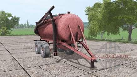 Rzt-6 años para Farming Simulator 2017