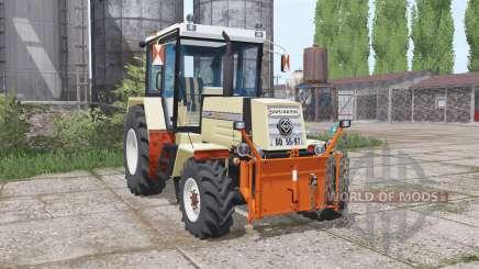 Fortschritt Zt 323-A light grayish yellow para Farming Simulator 2017