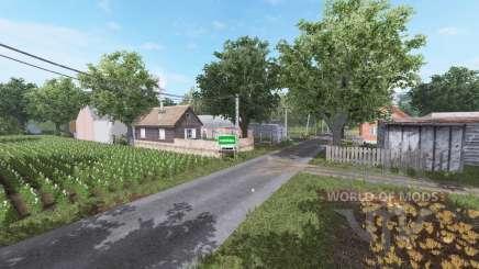 Typowa Polska Wies v4.2 para Farming Simulator 2017