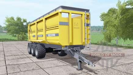 Bednar Wagon WG 27000 para Farming Simulator 2017
