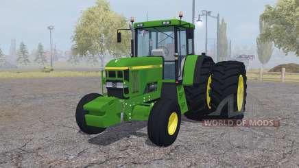 John Deere 7810 dual rear para Farming Simulator 2013
