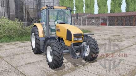Renault Ares 550 RZ cargador de montaje para Farming Simulator 2017