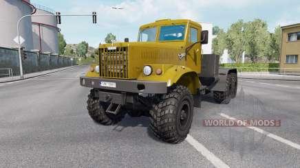 KrAZ 255 v1.33 para Euro Truck Simulator 2