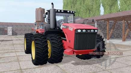 Versatile 550 para Farming Simulator 2017