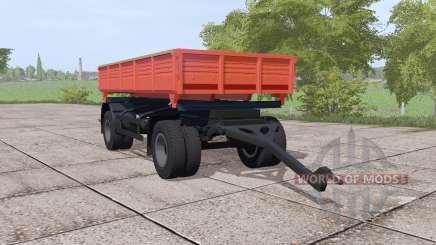 NefAZ 8560-01 v1.1 para Farming Simulator 2017