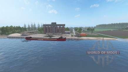 Village at The Baltic Sea para Farming Simulator 2017