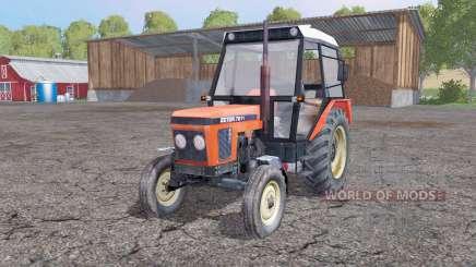 Zetor 7211 4x2 para Farming Simulator 2015