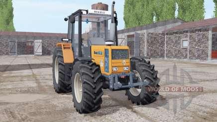 Renault 103-54 soft orange para Farming Simulator 2017