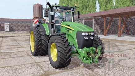John Deere 7830 dual rear para Farming Simulator 2017