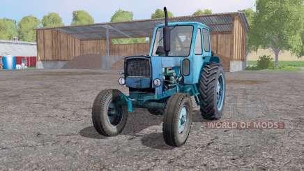UMZ 6L azul suave para Farming Simulator 2015