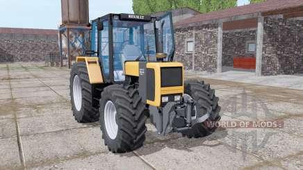 Renault 155.54 Turbo para Farming Simulator 2017
