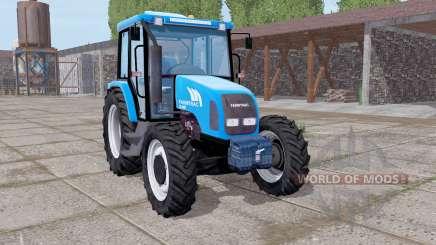FarmTrac 80 4WD blue para Farming Simulator 2017