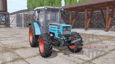 Eicher 2090 Turbo soft cyan para Farming Simulator 2017