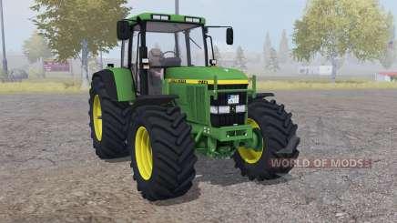 John Deere 7710 green para Farming Simulator 2013