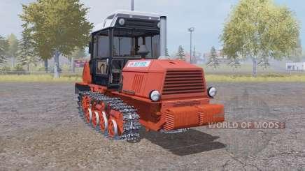 W-150 rojo para Farming Simulator 2013