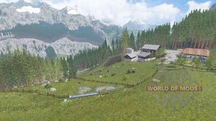 Tyrolean Alps v1.2 para Farming Simulator 2017