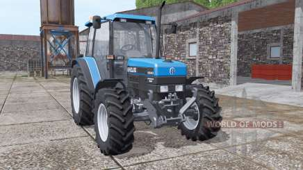 New Holland 6640 para Farming Simulator 2017