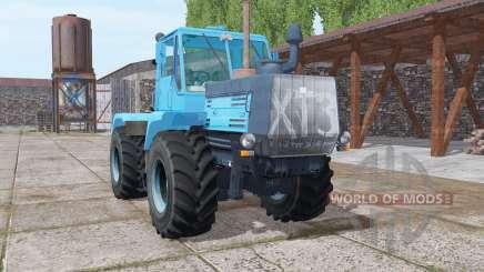 T-150K azul suave para Farming Simulator 2017