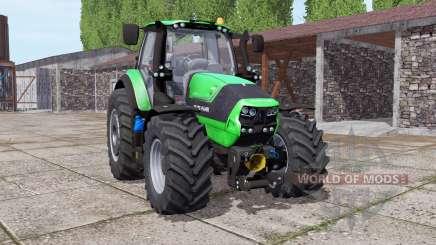 Deutz-Fahr Agrotron 6190 TTV 2013 para Farming Simulator 2017