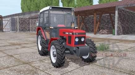 Zetor 7745 strong red para Farming Simulator 2017