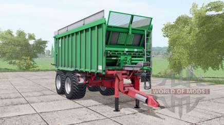 Kroger Agroliner TAW 20 green para Farming Simulator 2017