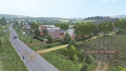 Wschodnia Dolina v1.1 para Farming Simulator 2017