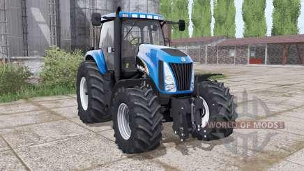 New Holland TG 235 para Farming Simulator 2017