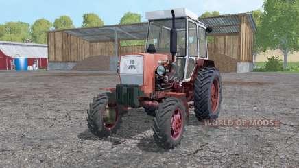 YUMZ 8271 animación puertas para Farming Simulator 2015