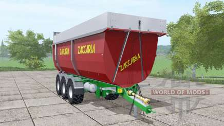Zaccaria ZAM 200 DP8 Super Plus v1.4 para Farming Simulator 2017