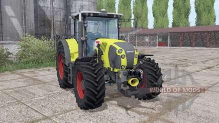 CLAAS Arion 650 loader mounting para Farming Simulator 2017