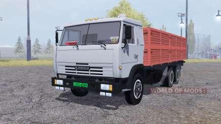KamAZ 53115 v2.0 para Farming Simulator 2013