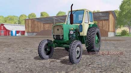 UMZ 6L luz gris-amarillo para Farming Simulator 2015