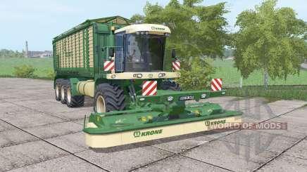 Krone BiG L 550 prototype v1.0.1 para Farming Simulator 2017